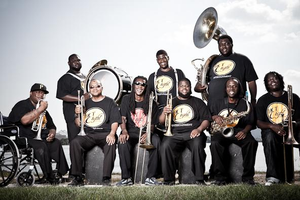 hot 8 brass band new orleans