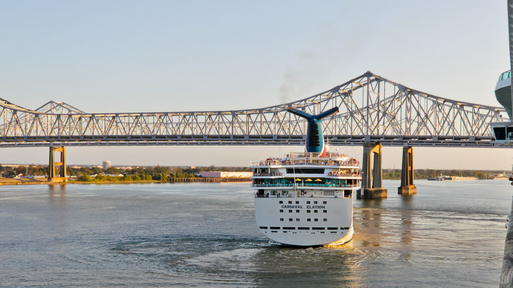 All Aboard The Port Of New Orleans Successes - New orleans cruise ship terminal