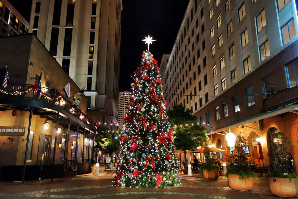 Miracle on Fulton Street is just one of many industry-wide efforts to increase tourism during the holiday season. (Photo: Paul Broussard)