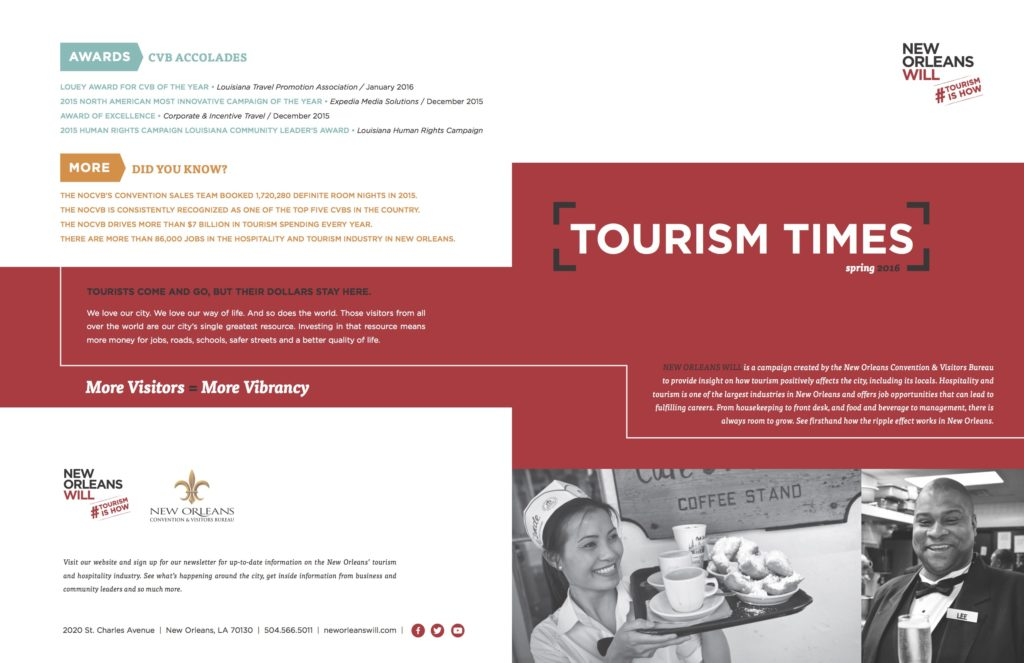 Tourism Newsletter