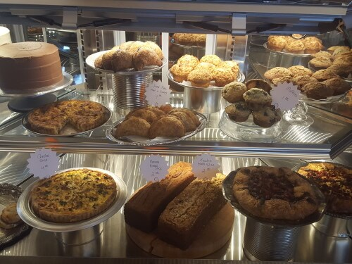 Baked goods from Dryades. (Photo courtesy of Dryades Public Market)